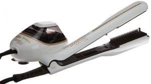 lisseur blanc steampod 2 = fer à lisser à vapeur l'oréal